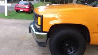 Plasti-dip Truck wheels