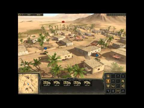 Theatre Of War : Africa 1943 USA Attack Abandoned Village