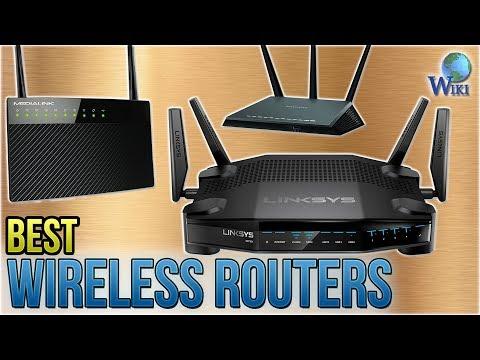 10 Best Wireless Routers 2018