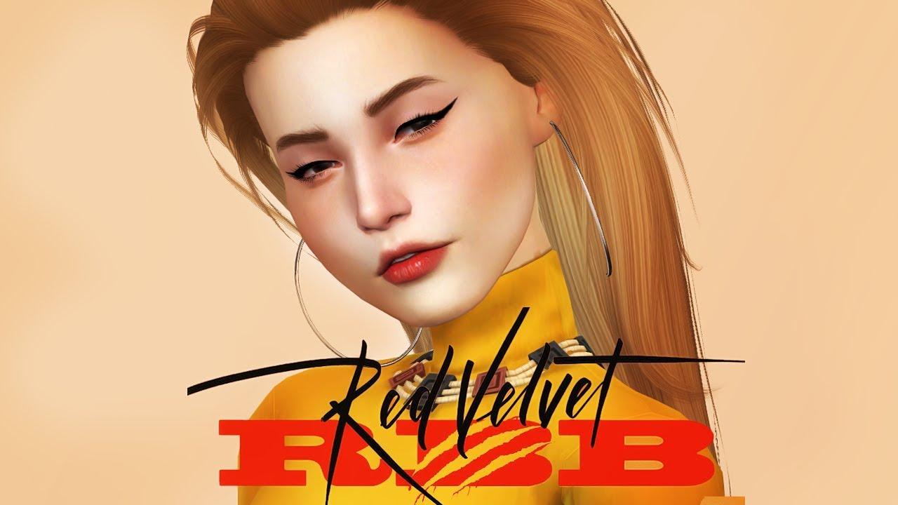 0043dc6c2f6 RED VELVET SEULGI + CC List & Download   RED VELVET CAS COLLAB   The ...