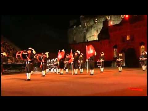 Das größte Musikfestival Schottlands - 60. Edinburgh Military Tattoo, 2009