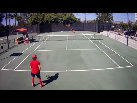 Burton San Diego Match 1 Part 1