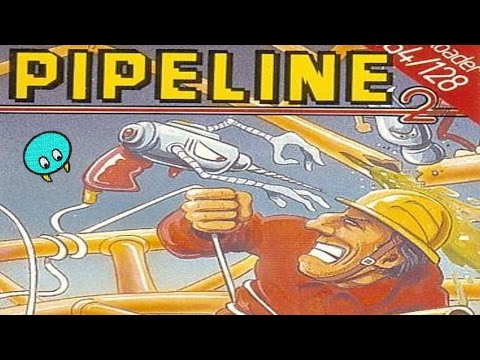 Let's Play: Super Pipeline 2 (C64)