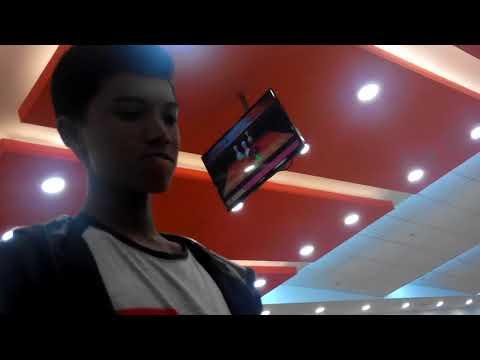 Bila aku first time main bowling / VlogBowling  WithMayo- Malaysia
