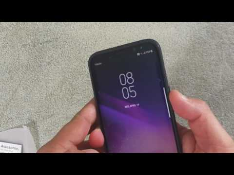 samsung-galaxy-s8-plus-yootech-resilient-tpu-case-&-screen-protector-unboxing