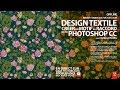 Avancé | Design textile : créer un motif au raccord dans Photoshop avec Camille Pianel