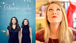 GILMORE GIRLS A YEAR IN THE LIFE WINTER REVIEW