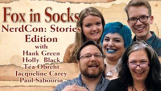 Fox in Socks: NerdCon Edition - Worldbuilders 2015