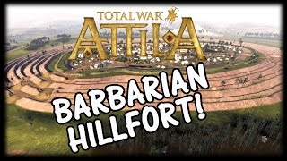 Barbarian Hillfort - Massive Mod Map Battle!