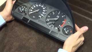 видео Шлейфы для ремонта битых пикселей BMW E38 E39 E53 в приборную панель и магнитолу