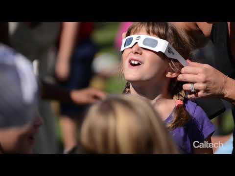 2017 Solar Eclipse at Caltech