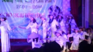 Múa Nếu Chúa Là- Sinh Nhật Lần Thứ 5-SVCG Phú Mỹ