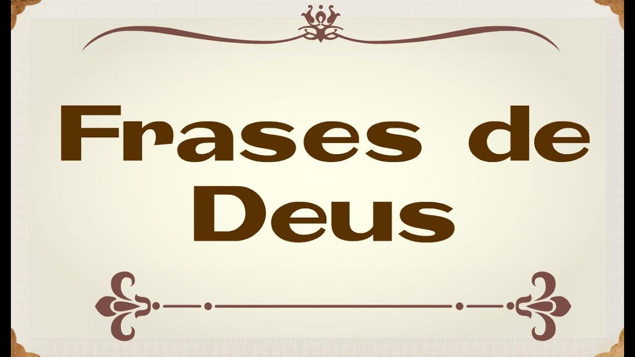 Lindas Frases De Deus: Para Abençoar Sua Vida