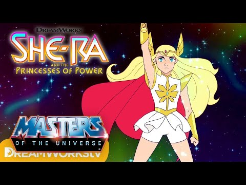 Teaser Trailer | SHE-RA AND THE PRINCESSES OF POWER