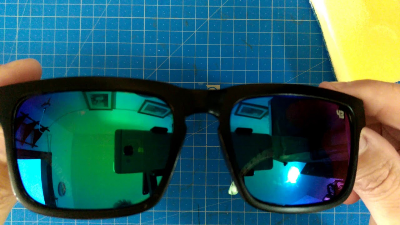 85e3232130 Removing scratches on glasses with toothpaste. Sunglasses. IT WORKS!