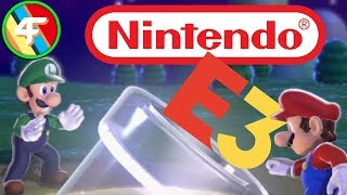 Nintendo @ E3 2019 - How to Spot & Debunk FAKE Leaks