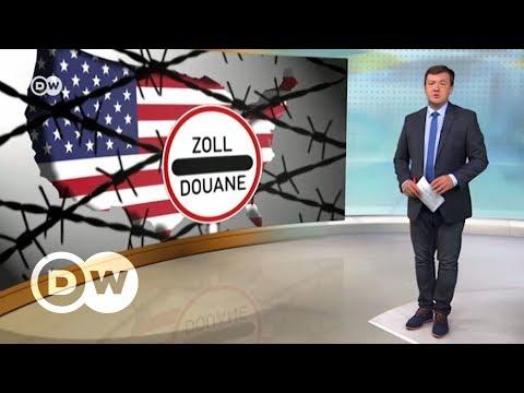 Угроза торговой войны США-ЕС: экономика РФ оказалась под ударом? (01.06.2018)