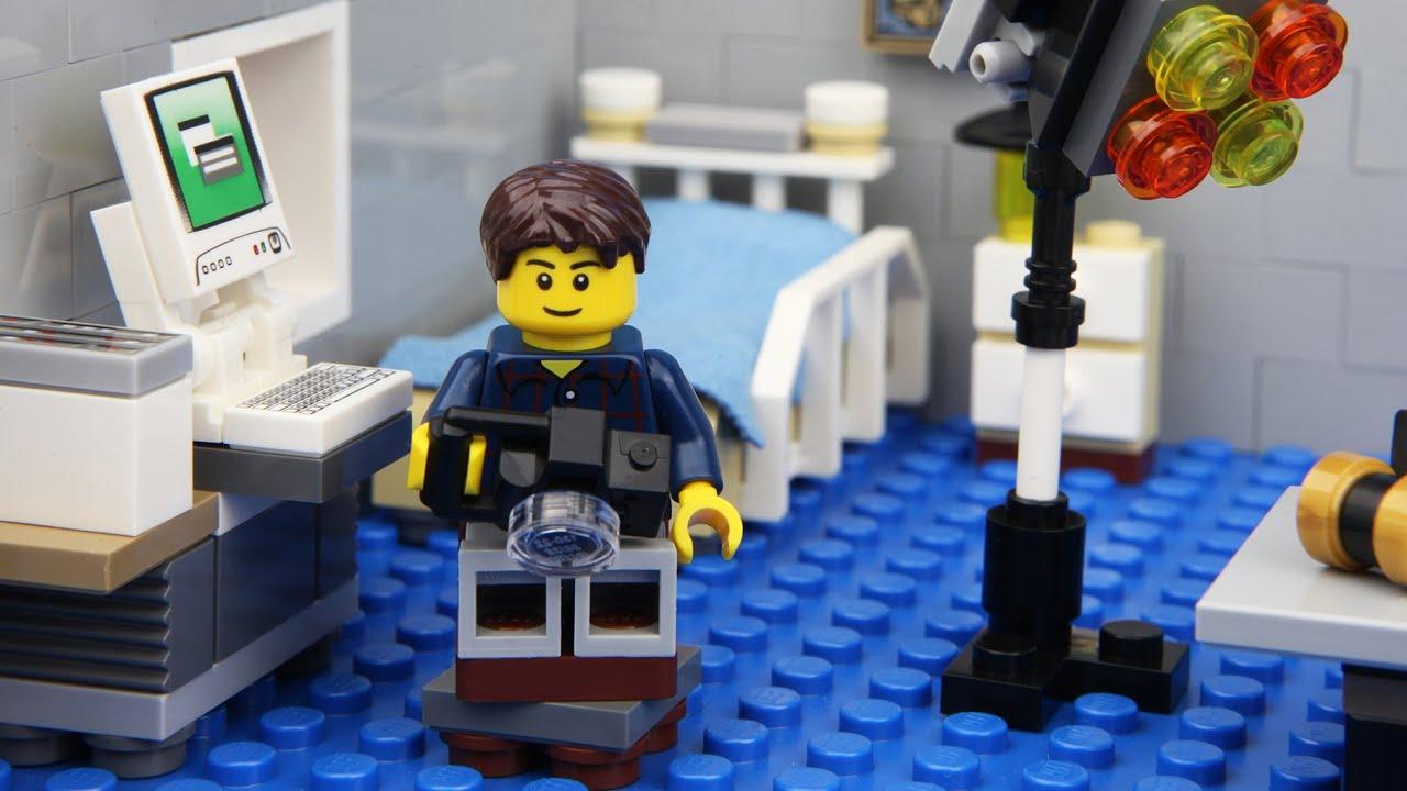 Lego Man Make A Lego Stop Motion Animation Fk Films