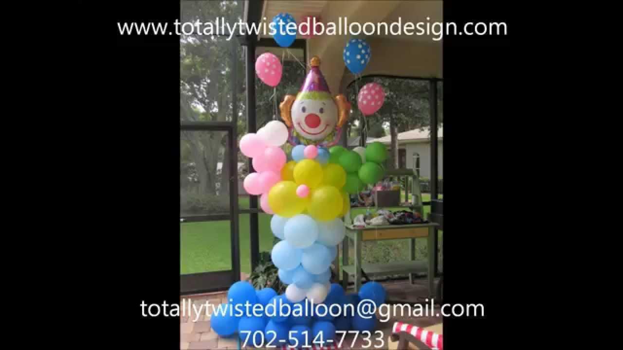 Las Vegas Balloons Totally Twisted Balloon Design