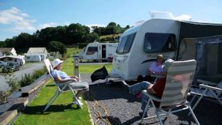 Llwynifan Farm - South Wales Caravan Park