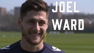 Joel Ward Pre-Sunderland Interview