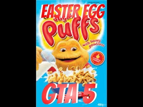 Gta 5 Sugar Puffs Down Syndrome Monster [Easter egg]