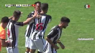 El Porvenir vs Central Cordoba de Rosario full match