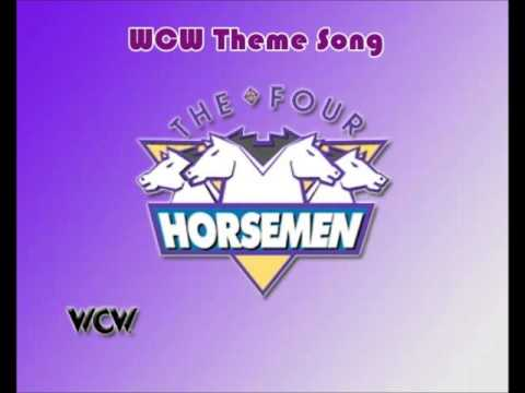 WCW : The Four Horsemen Theme song(with Arena Effect)