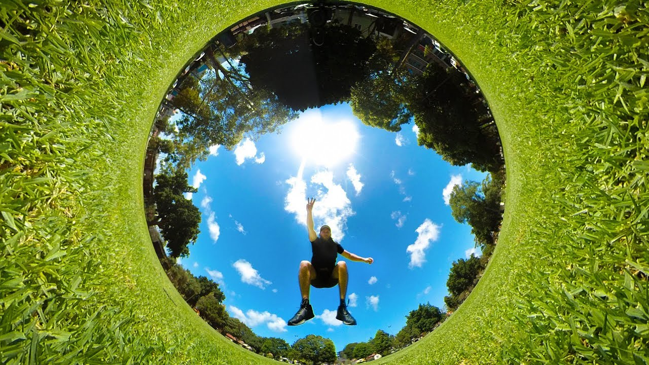 3 Awesome Tiny Planet Effects You NEED To Try #1