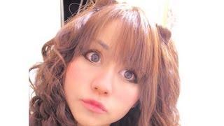 orejas de neko, orejitas de gatito con tu cabello by miku ♥