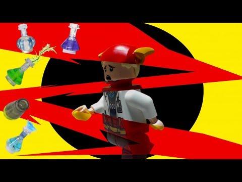 "LEGO The Flash: Crimson Comet - Episode 10 (Season 2) ""A Step Behind"""