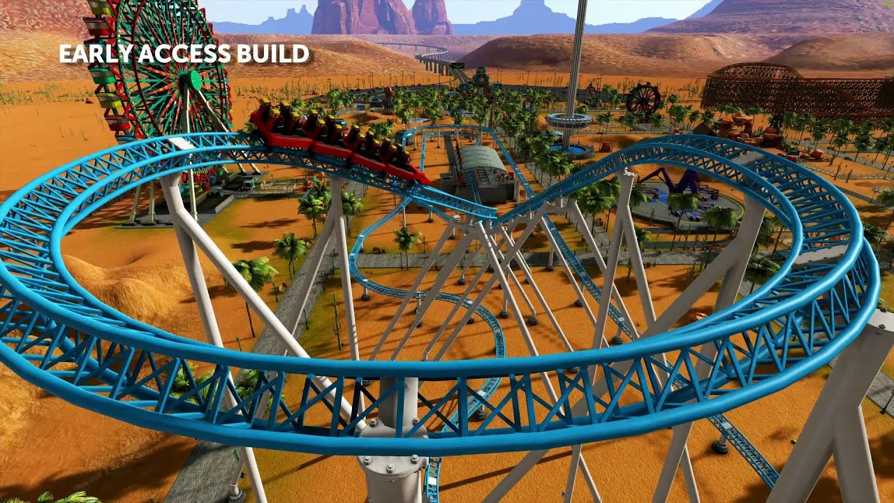 PAX West: RollerCoaster Tycoon World- Bringing Back a Classic