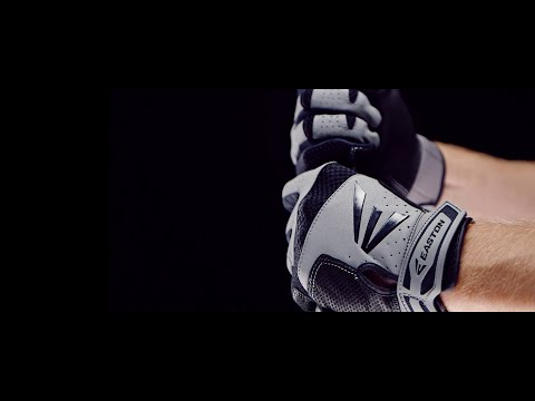 Easton Hyperskin Baseball Batting Gloves