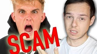 Millionaire Exposes The Jake Paul Financial Freedom Scam