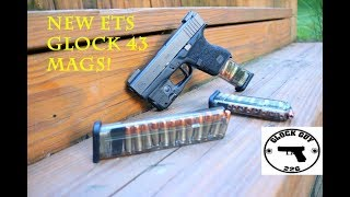 Finally, Aftermarket Mags For The GLOCK 43