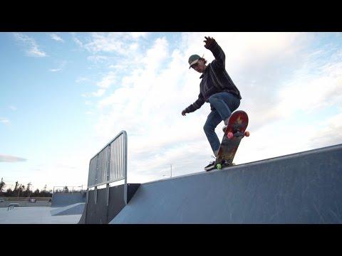 Spring Skating | Voisey's Brook