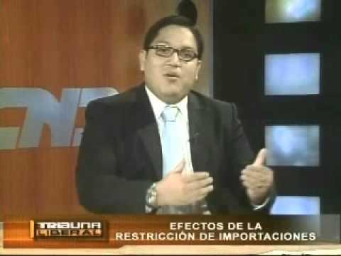 Efectos de la restricción de importaciones con Dalila de Santos