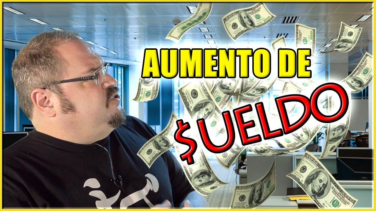 AUMENTO DE SUELDO   Chiste   Lalo Manzano