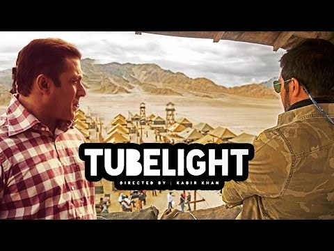 MASSIVE SET Built For Salman Khan's TUBELIGHT