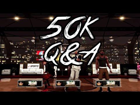 50K Q&A!!!