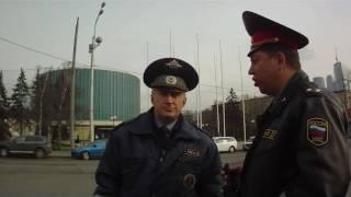 Акция ФАР 20 апреля 2010 против мигалок