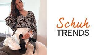 Trends Schuhe Frühling Sommer 2019 | Die Top 7 Trends, plus: Wie tragen? | natashagibson