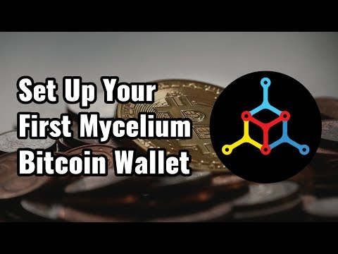 How To Setup Mycelium Bitcoin Android Wallet To Store Bitcoins
