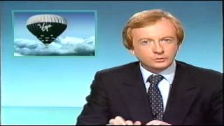 BBC Two end of Wimbledon 1987 / BBC Newsflash