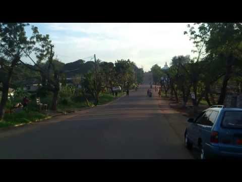 visite de Bafia cameroun 2013
