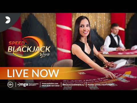Speed Blackjack | Evolution Gaming