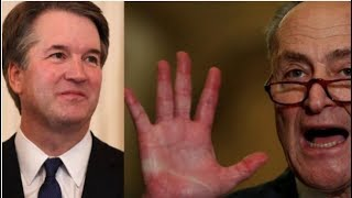 HAPPENING NOW! NEW FILING JUST CRUSHED SCHUMER! BRINGS KAVANAUGH EVEN CLOSER TO CONFIRMATION!