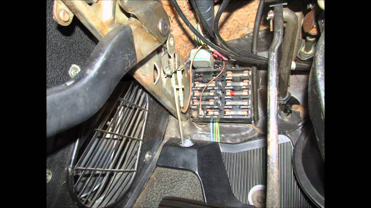 Maxresdefault on 66 Chevy C10 Wiring Diagram