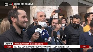 Latina al voto - Agorà Extra 19/10/2021