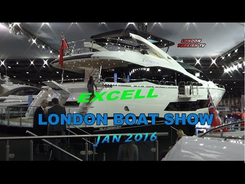EXCELL LONDON BOAT SHOW JAN 2016 HD